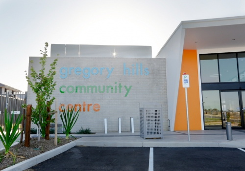 Gregory Hills Community Centre unveiled