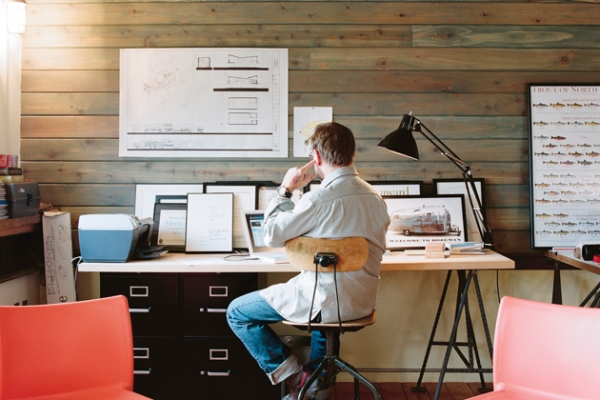HOME BUSINESS: Setting up your home office