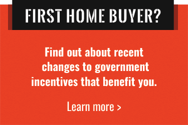 first buyer gov incentives 5