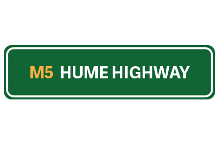 m5 hume hwy