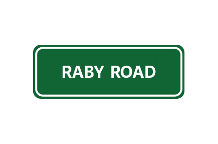 raby road